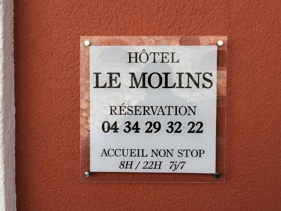 Hôtel le Moulins