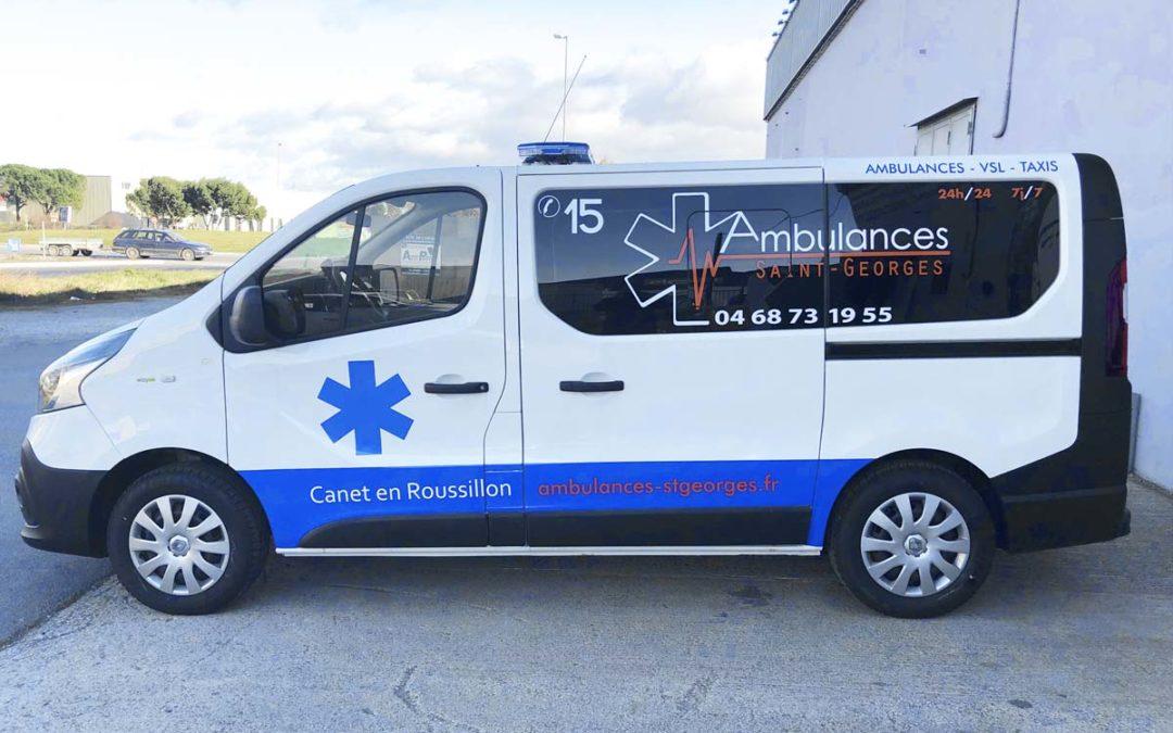 Ambulance St Georges